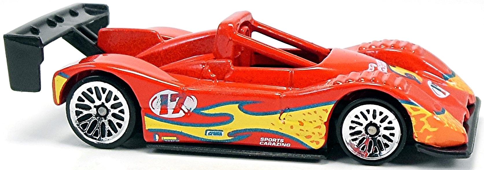 Ferrari 333 Sp 72mm 2000 Hot Wheels Newsletter