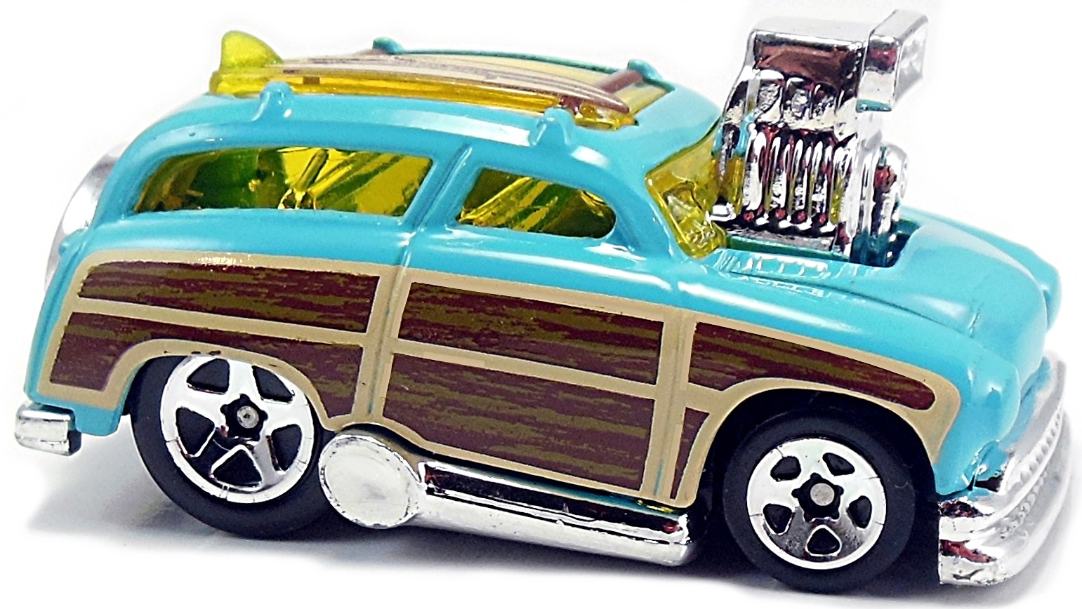 Surf N Turf 60mm 2017 Hot Wheels Newsletter
