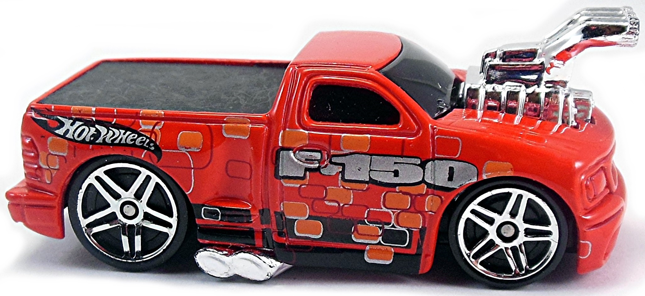1987 Ford F150 >> Ford F-150 ('Tooned) – 77mm - 2003 | Hot Wheels Newsletter