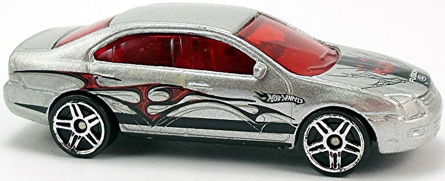 Ford Fusion 70mm 2006 Hot Wheels Newsletter