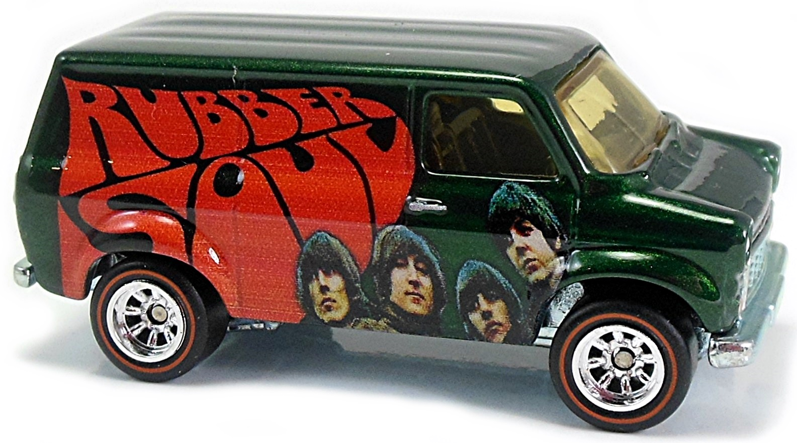 ford transit supervan mm  hot wheels newsletter