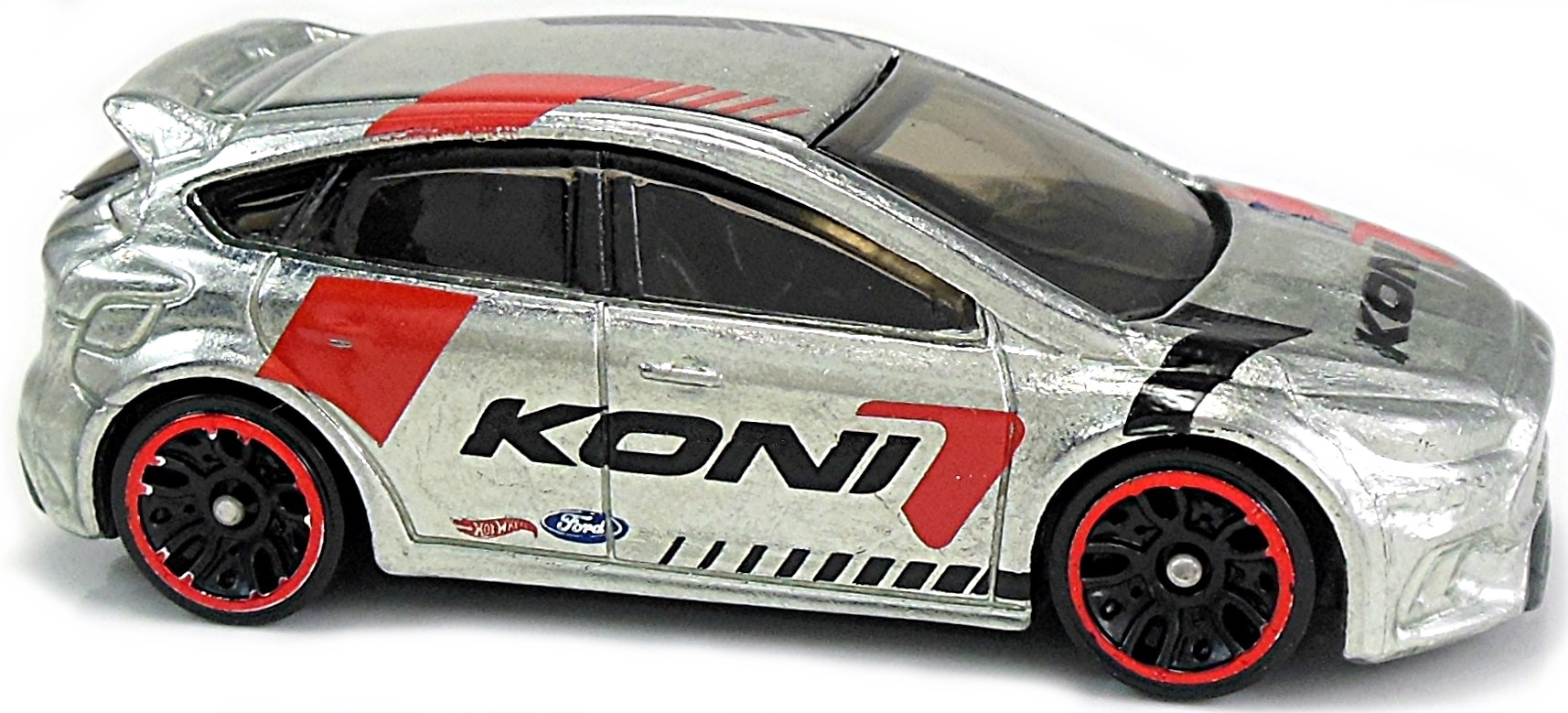 16 Ford Focus Rs 69mm 2016 Hot Wheels Newsletter