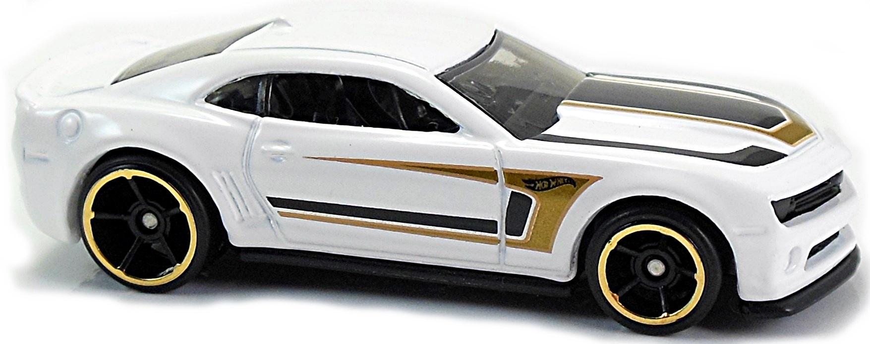 2017 Camaro Fifty Hot Wheels Newsletter