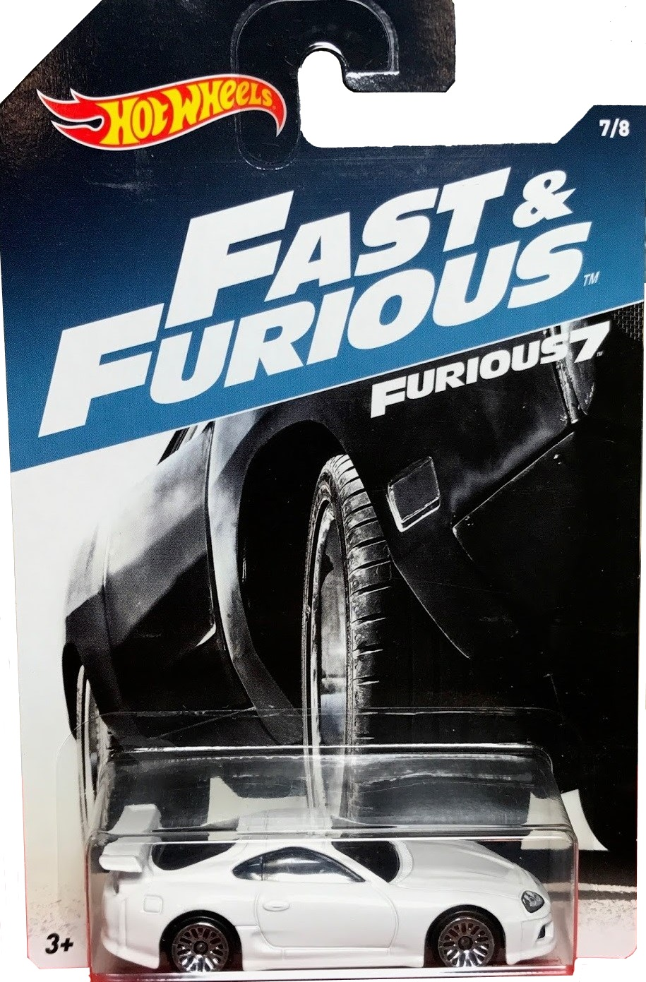 2017 Hot Wheels Fast Furious on plymouth road runner