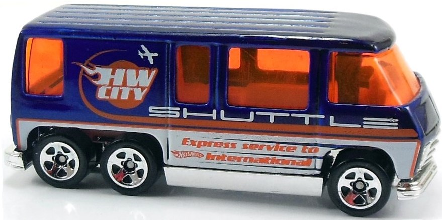 Gmc motor home 77mm 1977 hot wheels newsletter for Motor city gmc service department
