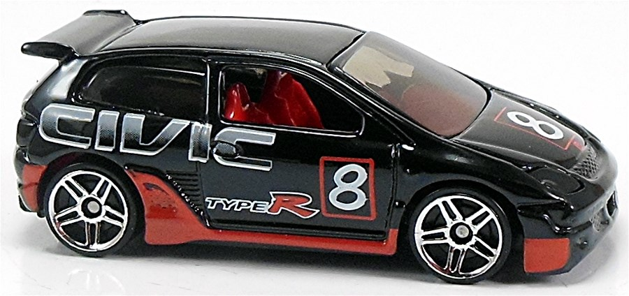 Honda Civic - 65mm - 2003 | Hot Wheels Newsletter