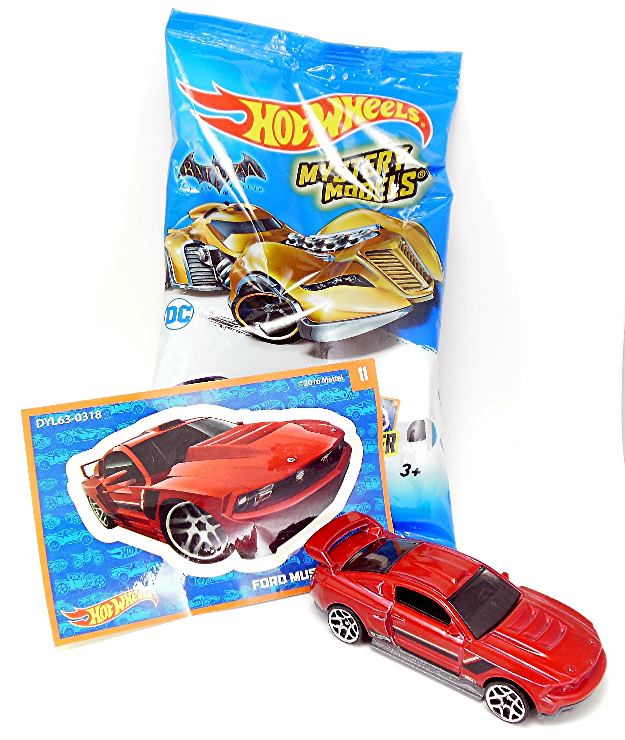 2017 Mystery Models Hot Wheels Newsletter