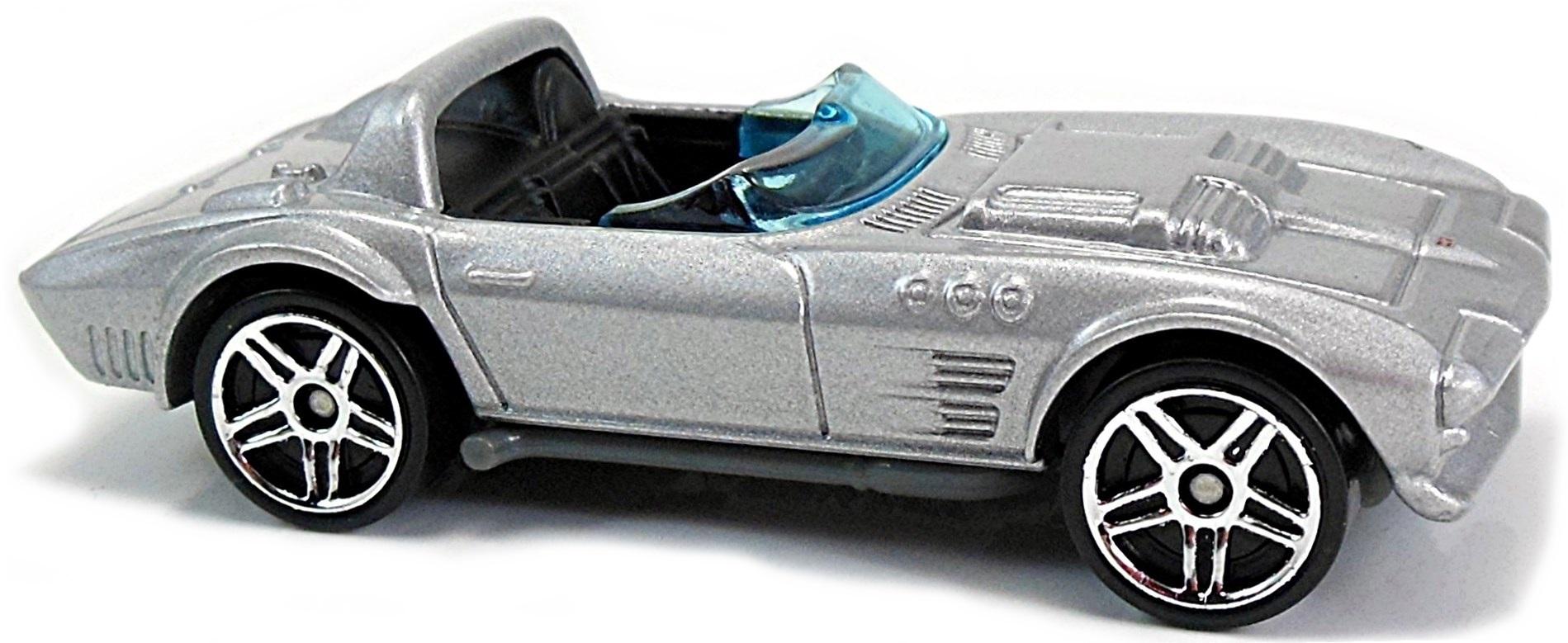 Corvette Grand Sport Roadster 71mm 2015 Hot Wheels
