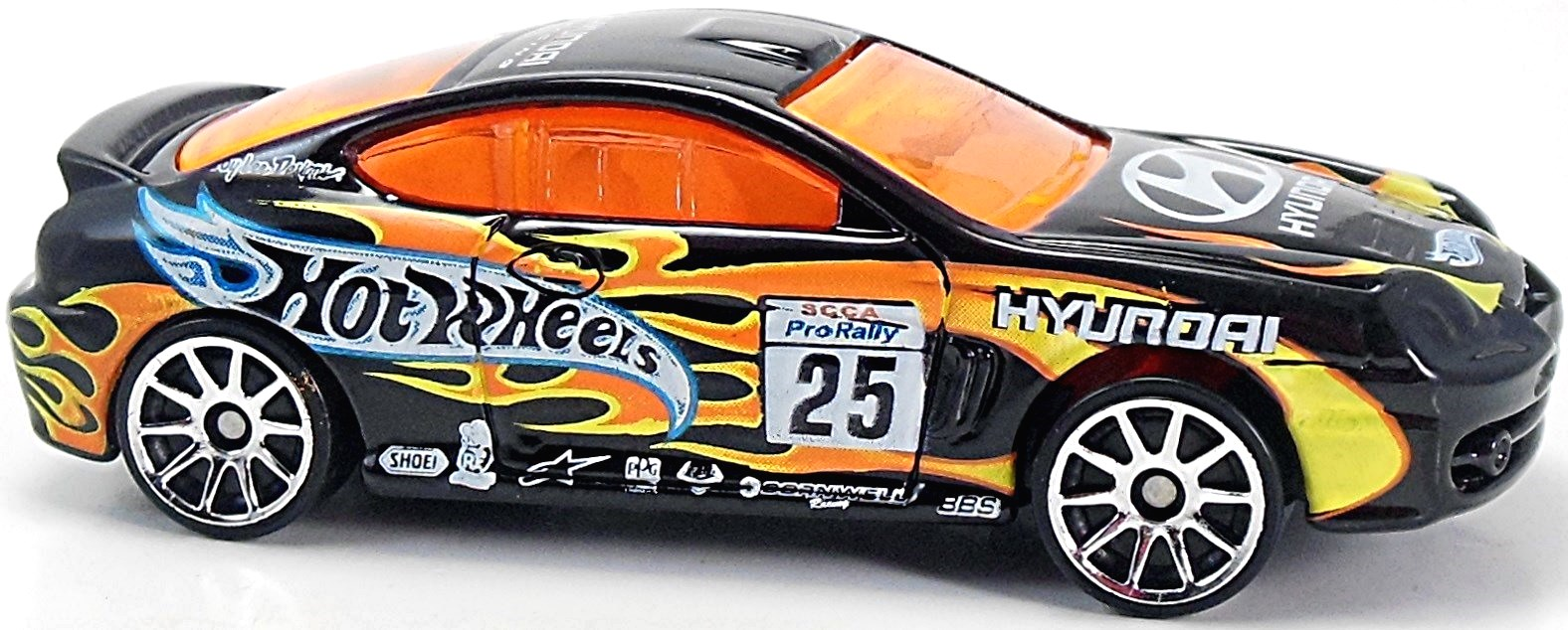 Hyundai Tiburon 70mm 2003 Hot Wheels Newsletter