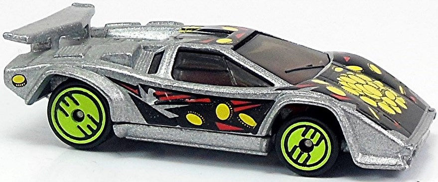 hot wheels lamborghini countach 25th anniversary hot. Black Bedroom Furniture Sets. Home Design Ideas