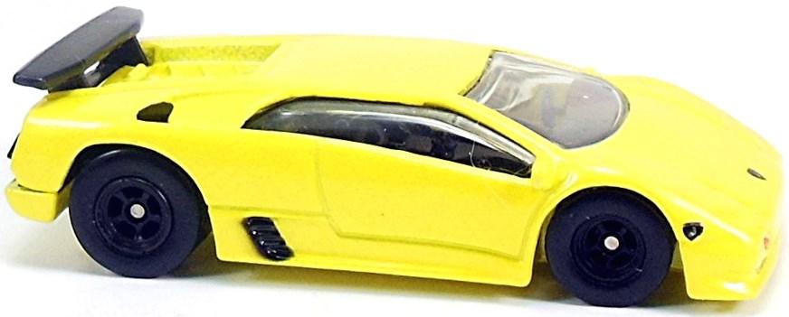Lamborghini Diablo 68mm 1991 2003 Hot Wheels Newsletter