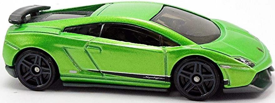 lamborghini gallardo lp 570 4 superleggera 66mm 2011 hot wheels newsletter. Black Bedroom Furniture Sets. Home Design Ideas