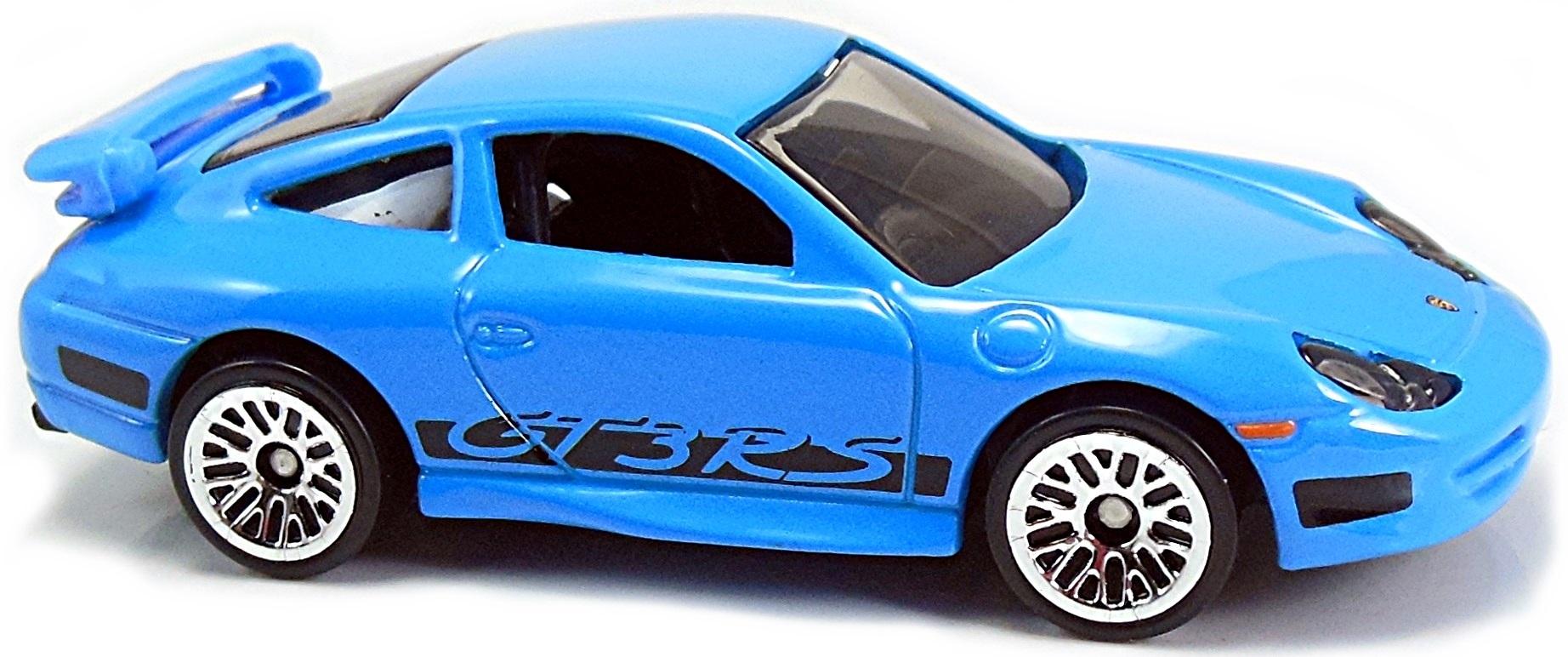 Porsche 911 GT3 Cup - 70mm - 1999 | Hot Wheels Newsletter