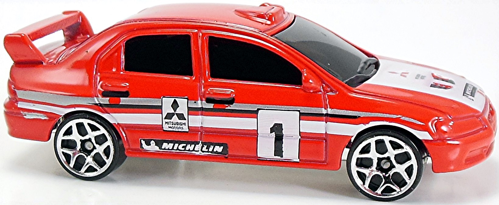 Evo 2017 Logo >> Mitsubishi EVO 7 – 74mm – 2005 | Hot Wheels Newsletter