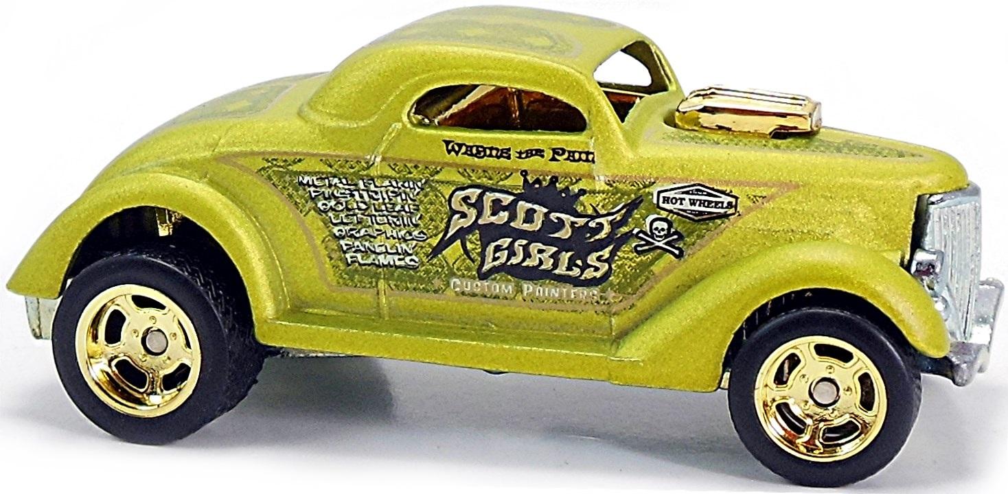 Neet streeter 65mm 1976 hot wheels newsletter for Garage neet
