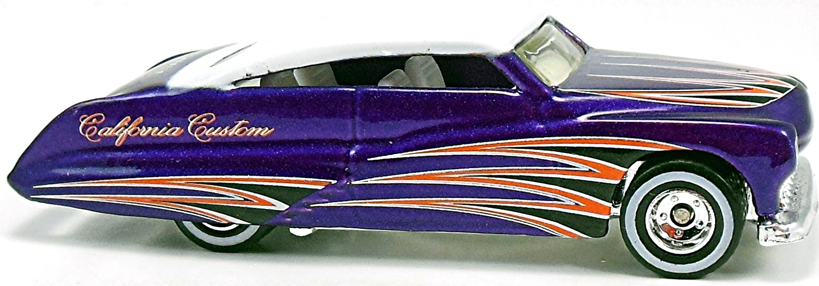 Purple Passion 75mm 1990 Hot Wheels Newsletter