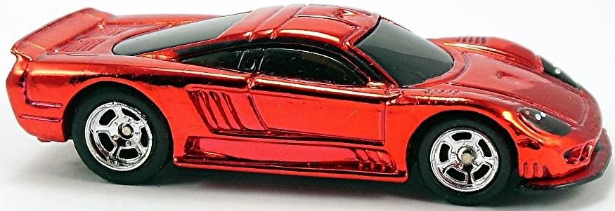 Saleen S7 – 75mm – 2002 | Hot Wheels Newsletter