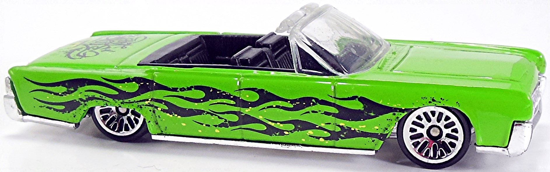 1964 lincoln continental convertible 82mm 2000 hot wheels newsletter. Black Bedroom Furniture Sets. Home Design Ideas