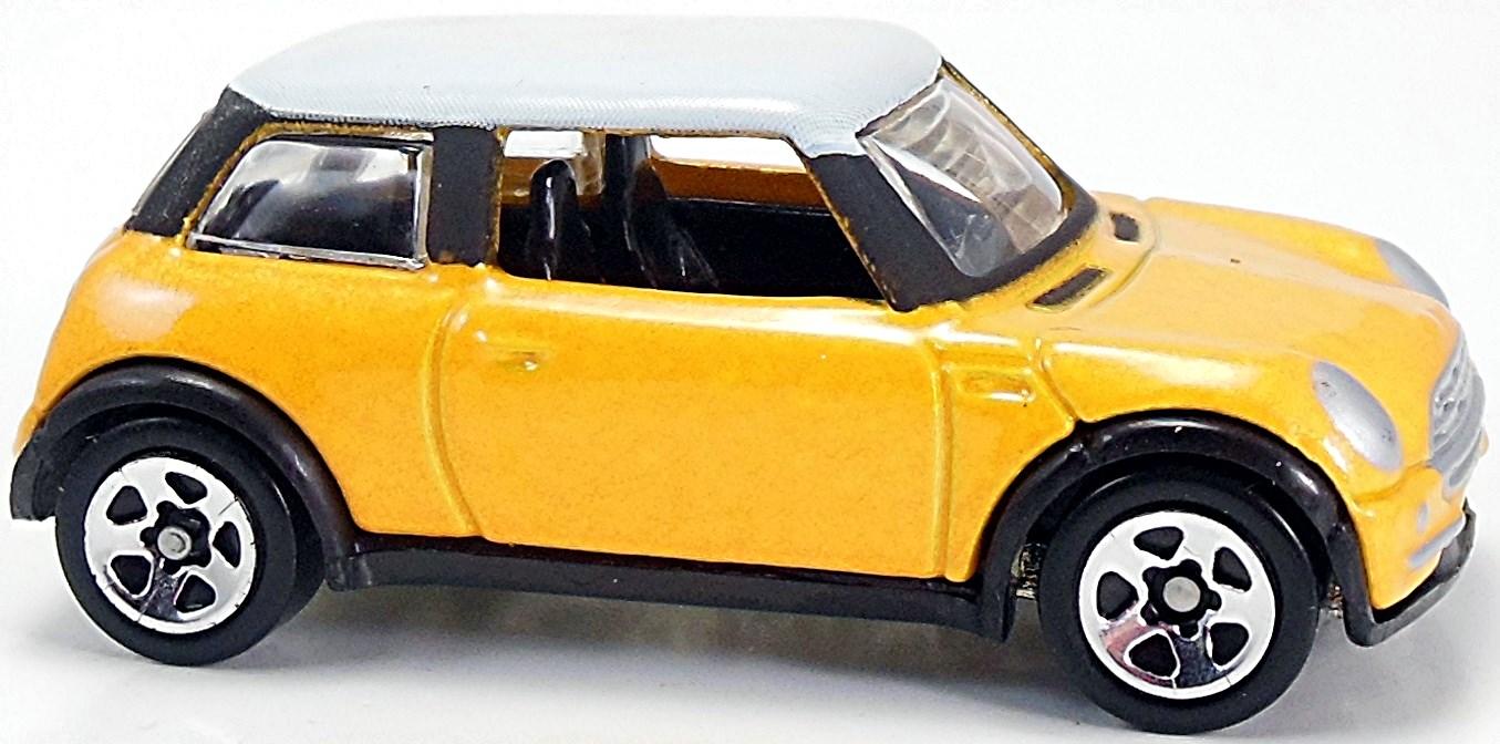 2001 Mini Cooper A2