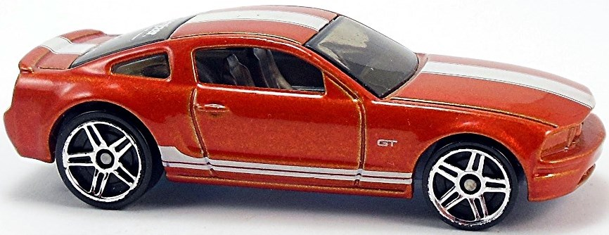 2005 Ford Mustang Gt 74mm 2005 Hot Wheels Newsletter