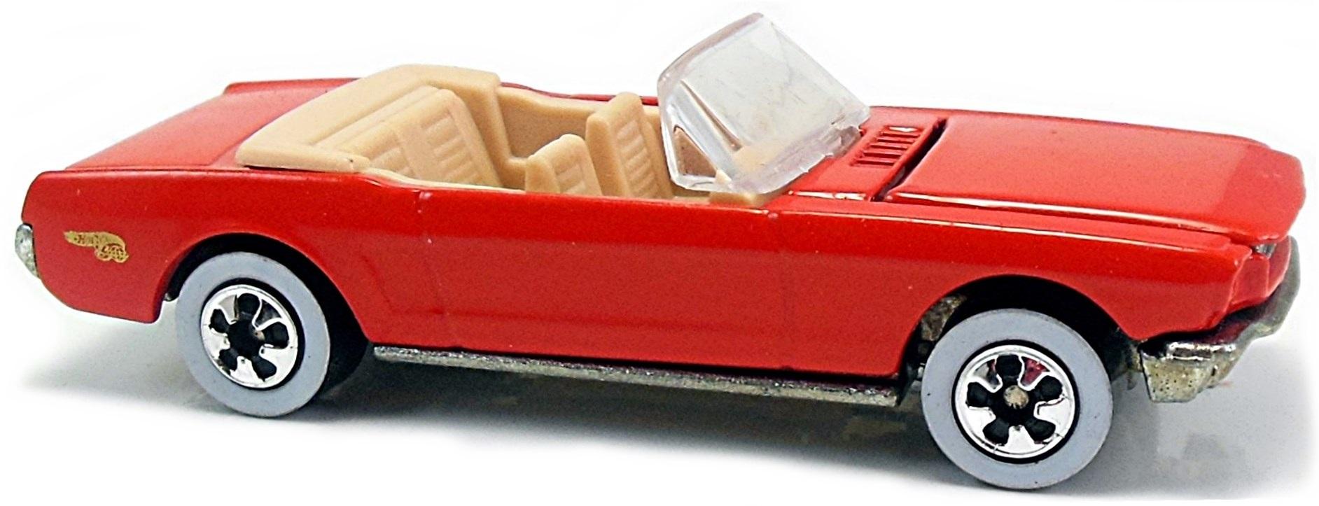 All Types 1995 mustang convertible : 65 Mustang Convertible – 87mm – 1984 | Hot Wheels Newsletter