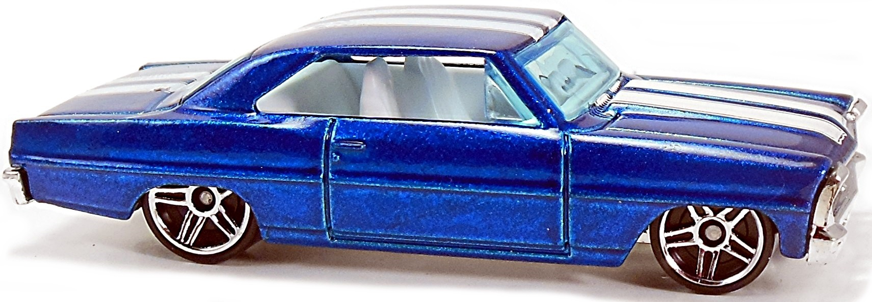 66 67 Chevy Nova 77mm 2007 Hot Wheels Newsletter