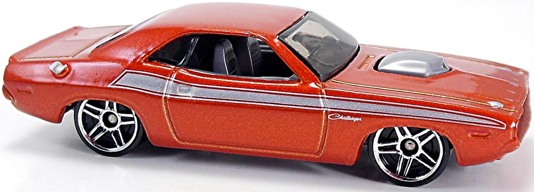 2018 Hot Wheels #189 Muscle Mania /'70 Dodge Hemi Challenger