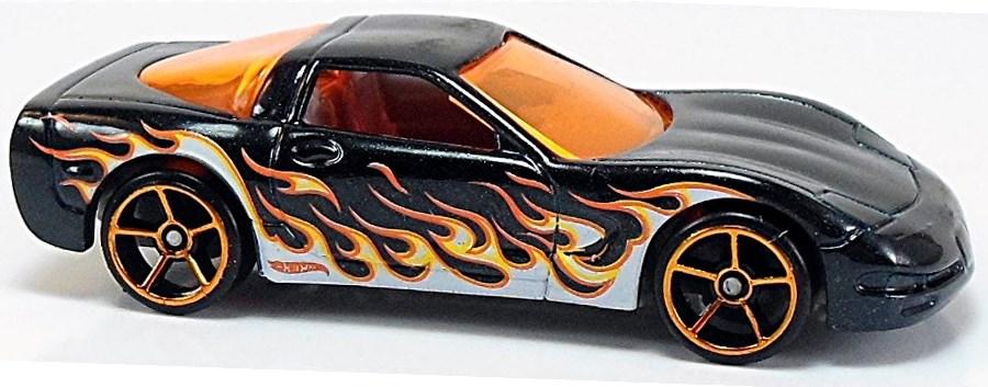 97 Corvette 77mm 1997 Hot Wheels Newsletter
