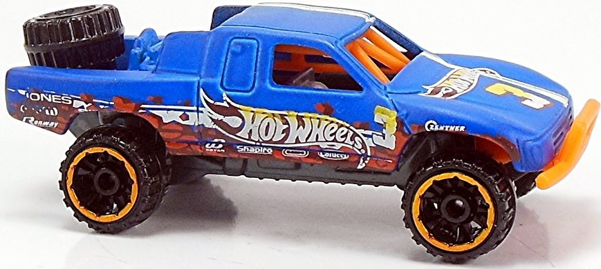 toyota baja truck 80mm 2000 hot wheels newsletter. Black Bedroom Furniture Sets. Home Design Ideas