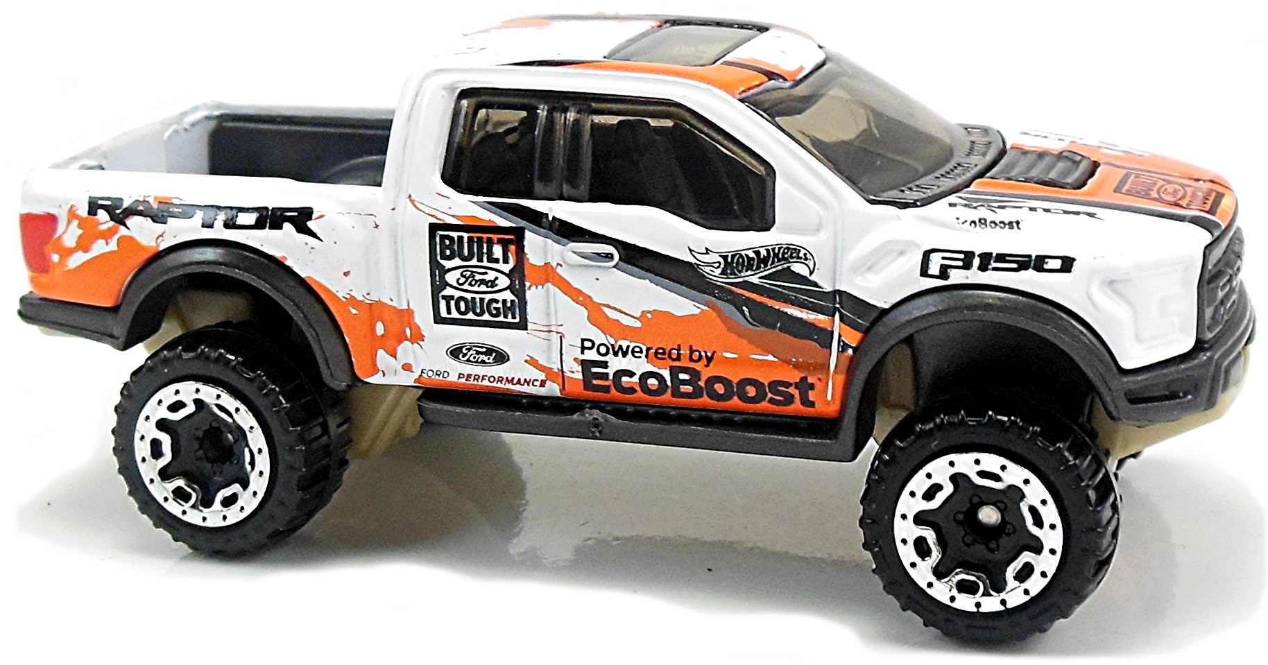 17 ford f 150 raptor 74mm 2016 hot wheels newsletter e white voltagebd Images
