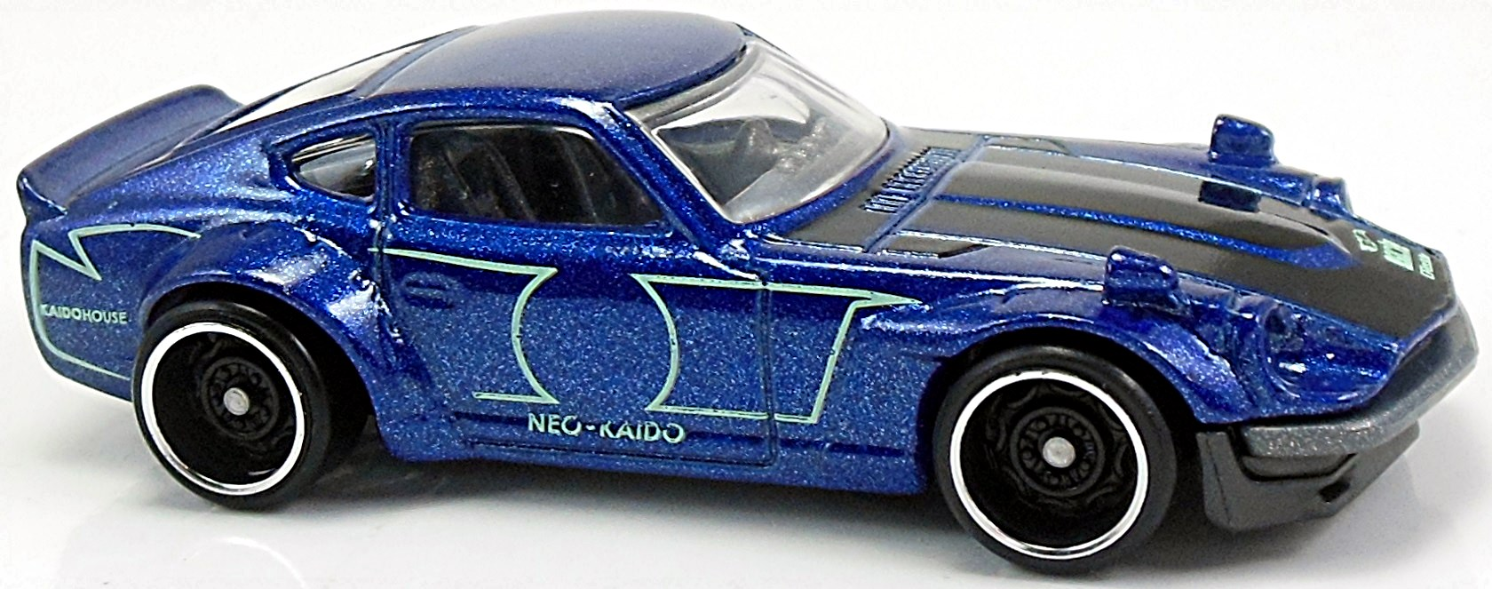 Custom Datsun 240Z - 70mm - 2017 | Hot Wheels Newsletter