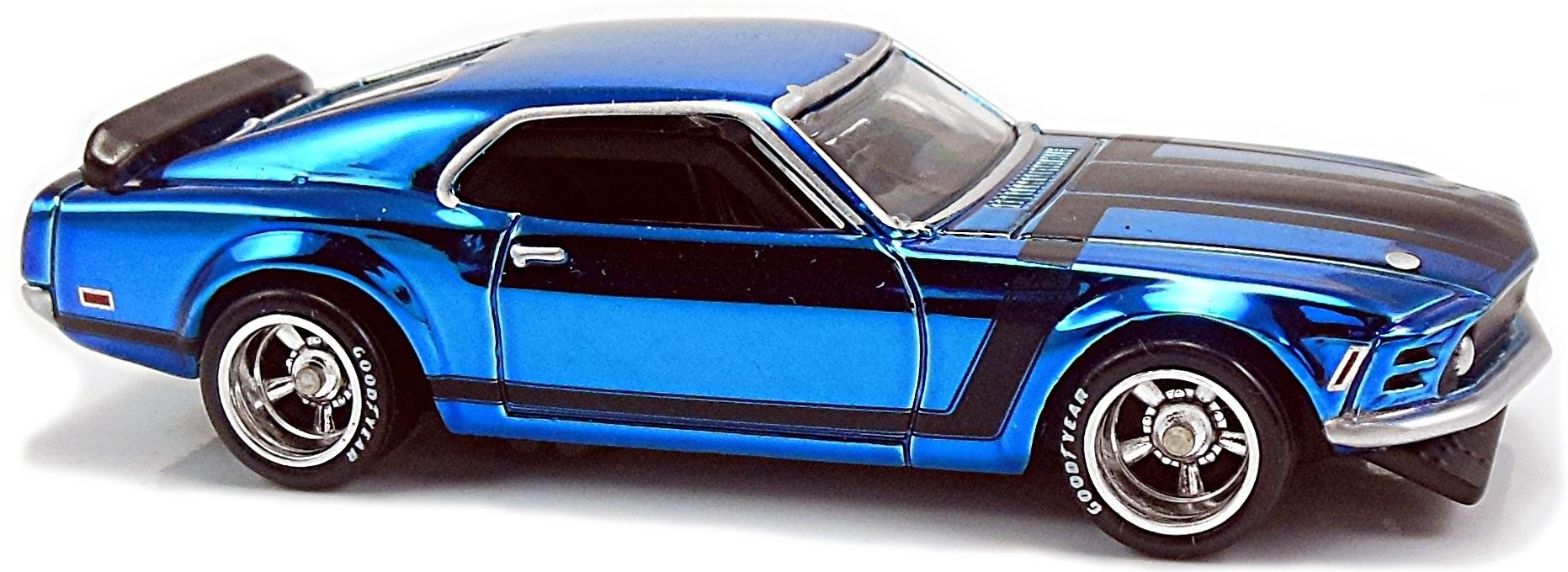 2017 Mustang Wheels >> '70 Mustang Boss 302 – 77mm – 2011 | Hot Wheels Newsletter