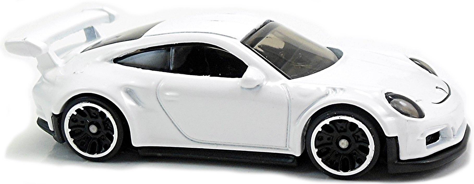 Porsche 911 GT3 RS - 72mm - 2016 | Hot Wheels Newsletter