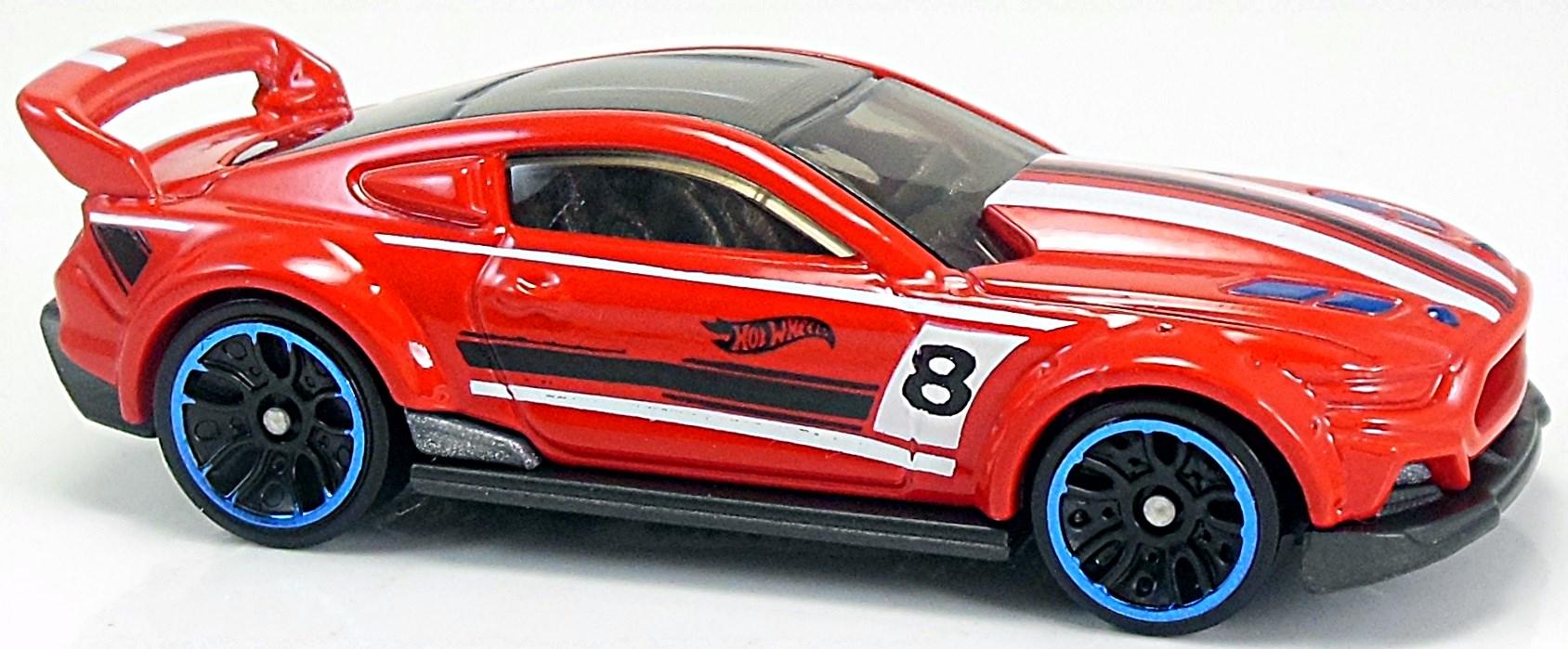 2015 Mustang Custom Wheels >> Custom 15 Ford Mustang 74mm 2015 Hot Wheels Newsletter
