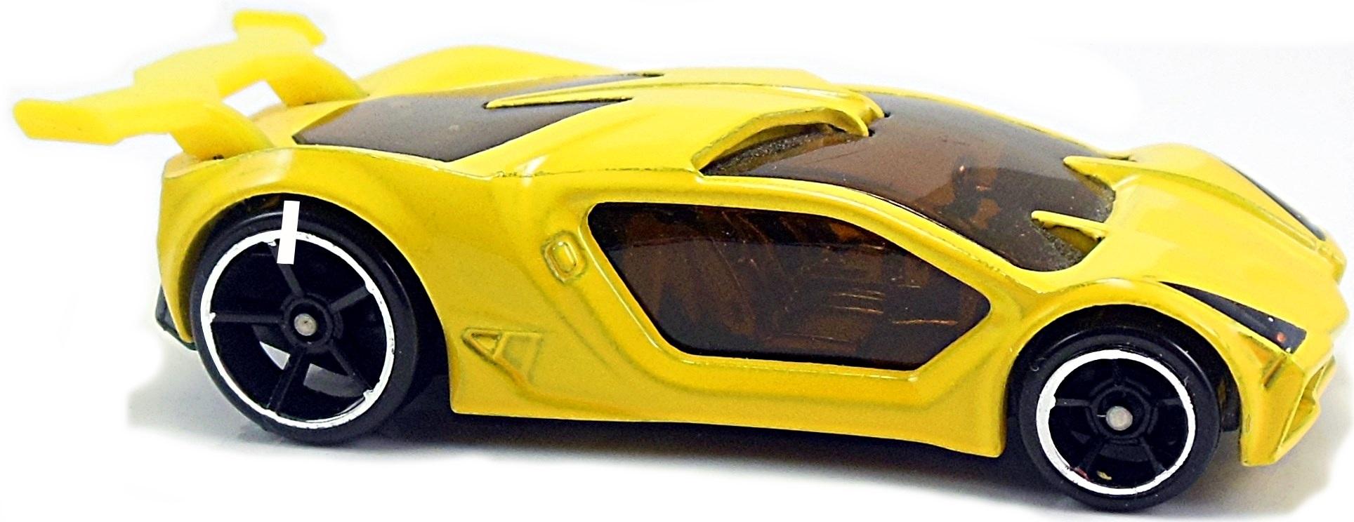 2011 Hot Wheels HW Exotics Impavido 1