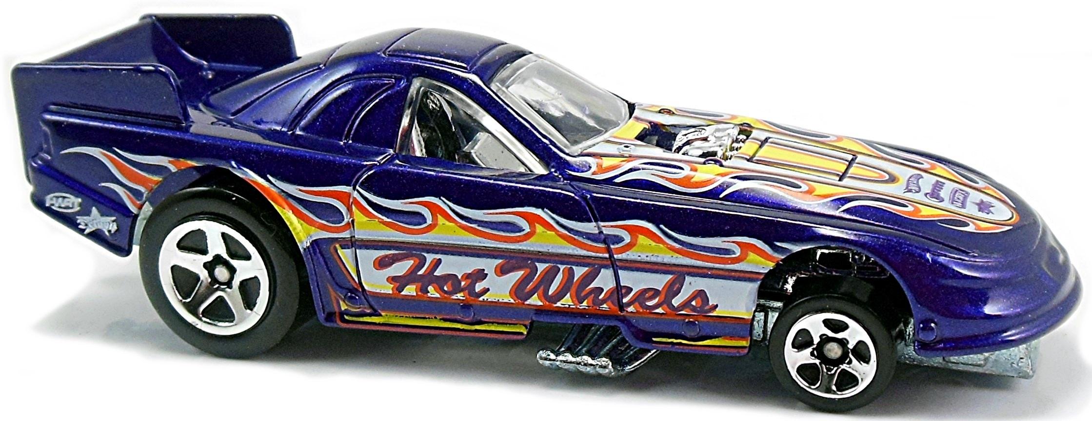 Mustang Funny Car Top Fuel 84mm 2004 Hot Wheels