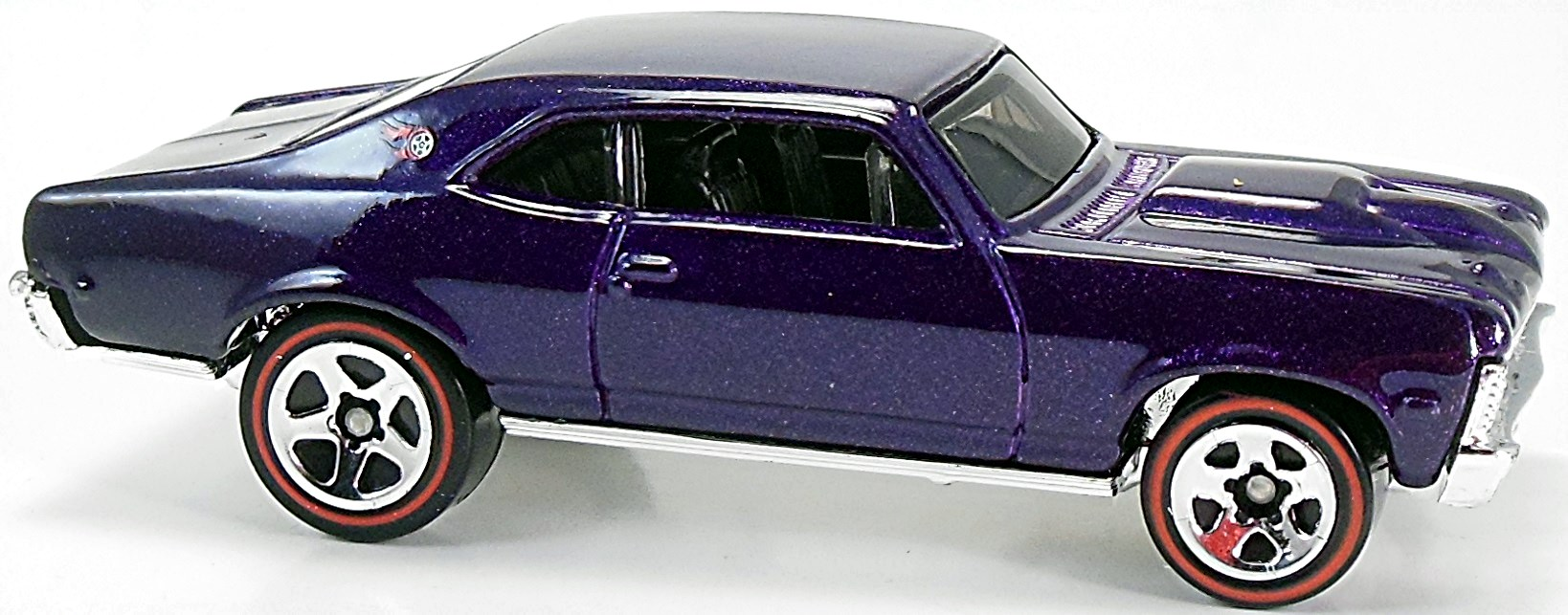 Rod Squad Camo Flying Tiger Lot of 2 2020 Hot Wheels /'68 Chevy Nova #73 Case C