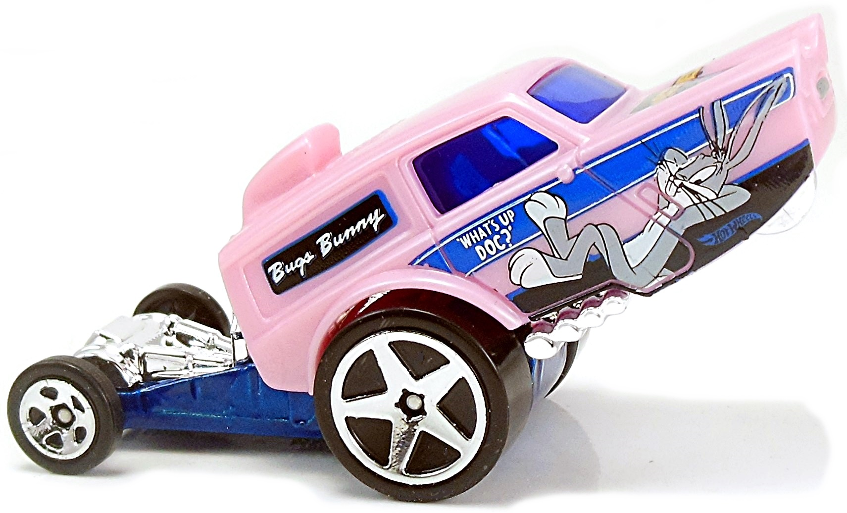 Hot Wheels Bugs Bunny Looney Tunes HW Poppa Wheelie