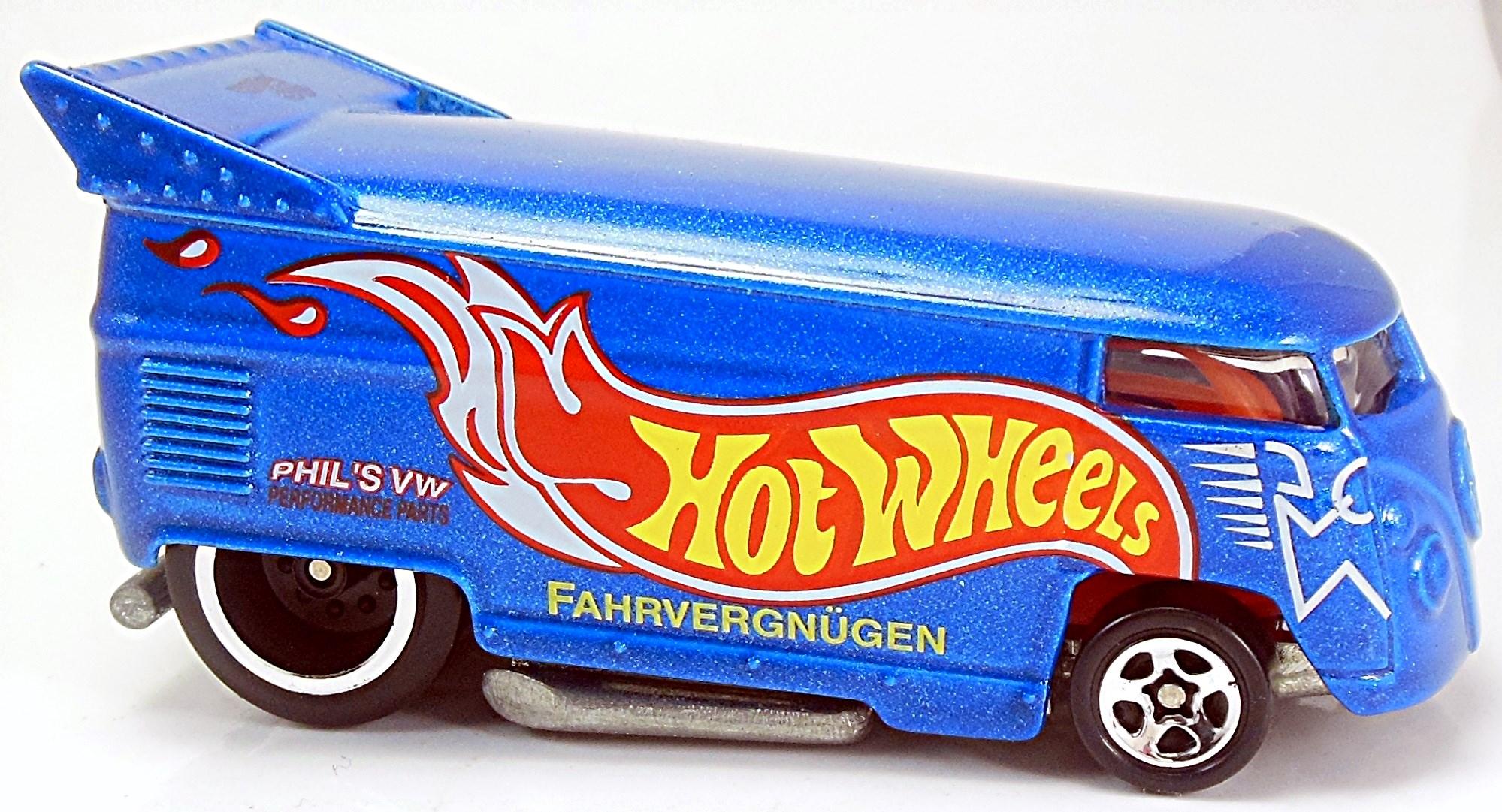 Hot Wheels VW Volkswagen Bus Choice Lot