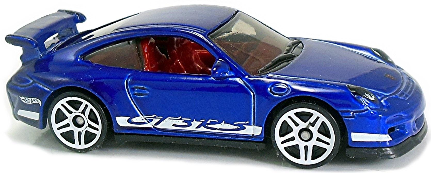 Porsche 911 GT3 RS – 70mm – 2011 | Hot Wheels Newsletter