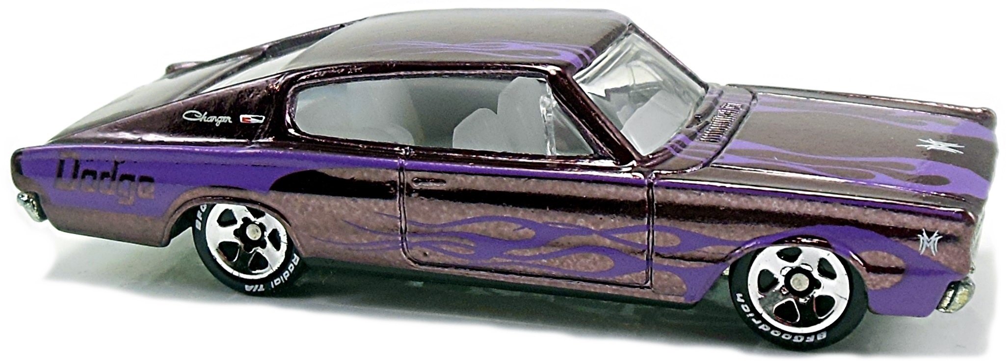 67 Dodge Charger 80mm 2000 Hot Wheels Newsletter