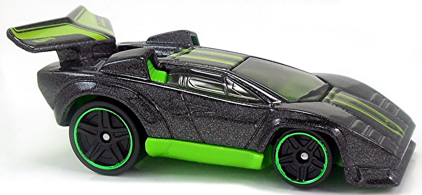 Lamborghini Countach Tooned 74mm 2004 Hot Wheels