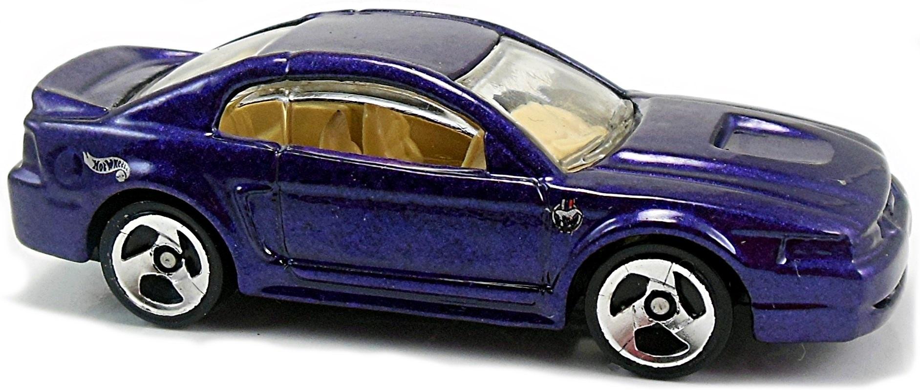 99 Mustang (GT) (i)   Hot Wheels Newsletter