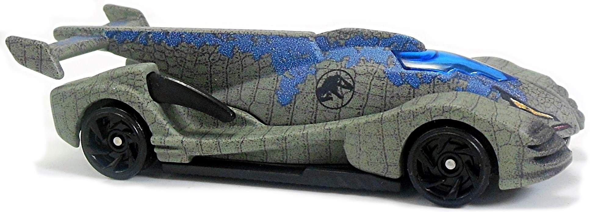 Stegosaurus Hot Wheels Jurassic World Diecast Character Car