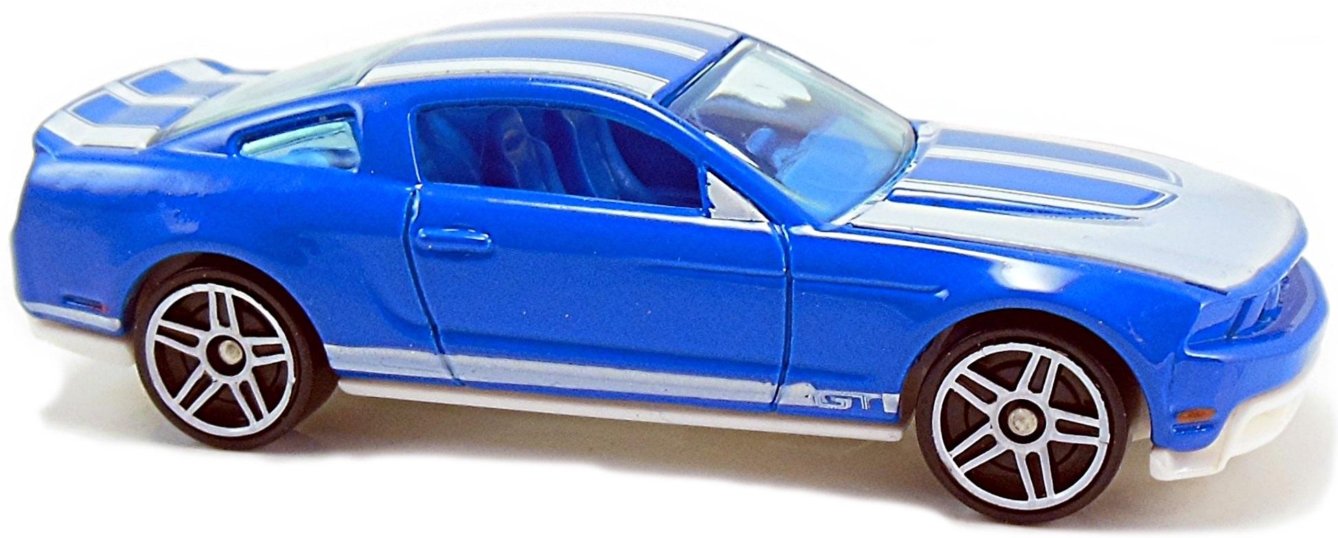 2010 ford mustang gt 73mm 2009 hot wheels newsletter. Black Bedroom Furniture Sets. Home Design Ideas