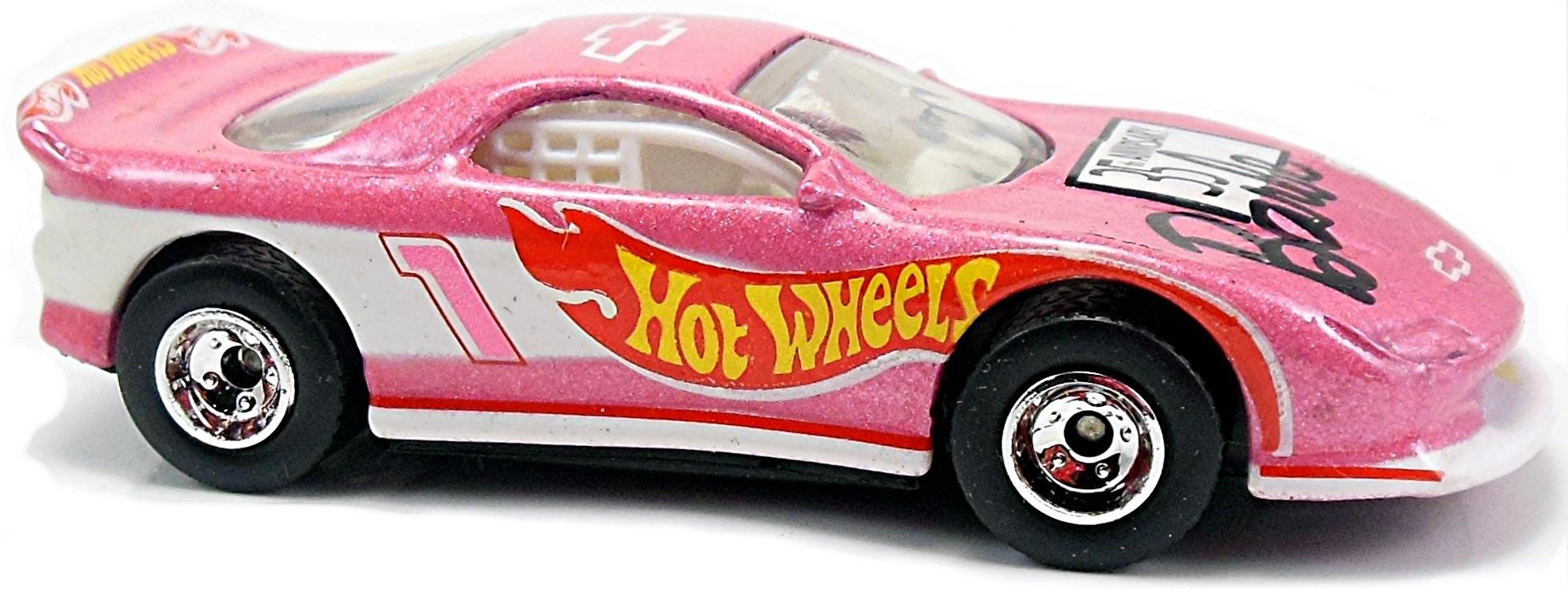 HOT WHEELS /'93 1993 CAMARO RACE CAR COLLECTION