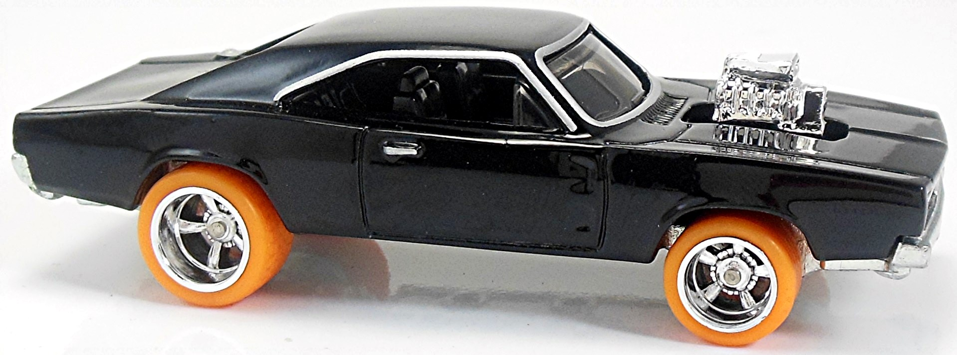 Dodge Charger Rt For Sale >> Ghost Rider Charger - 80mm - 2018 | Hot Wheels Newsletter