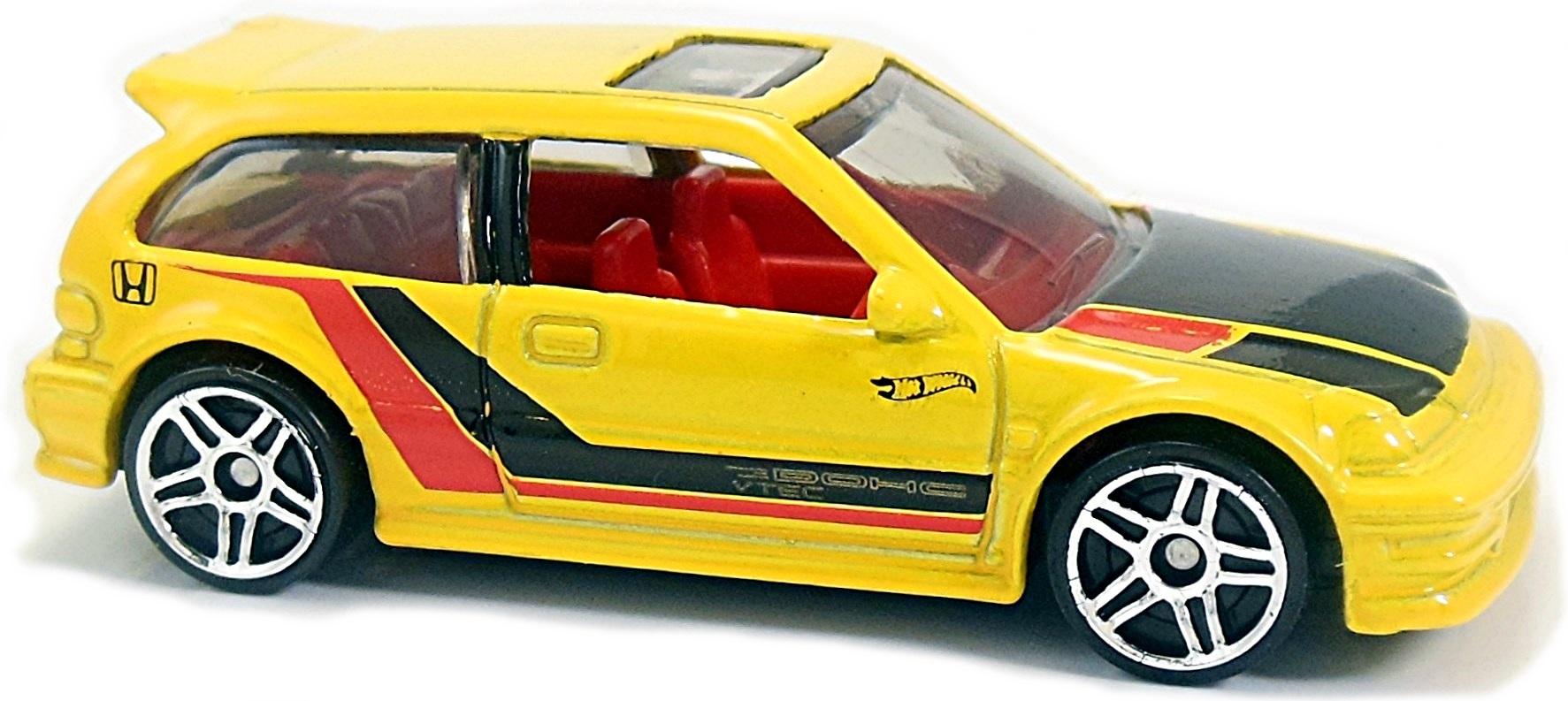 First Look: 2015 Hot Wheels 1990 Honda Civic EF Zamac