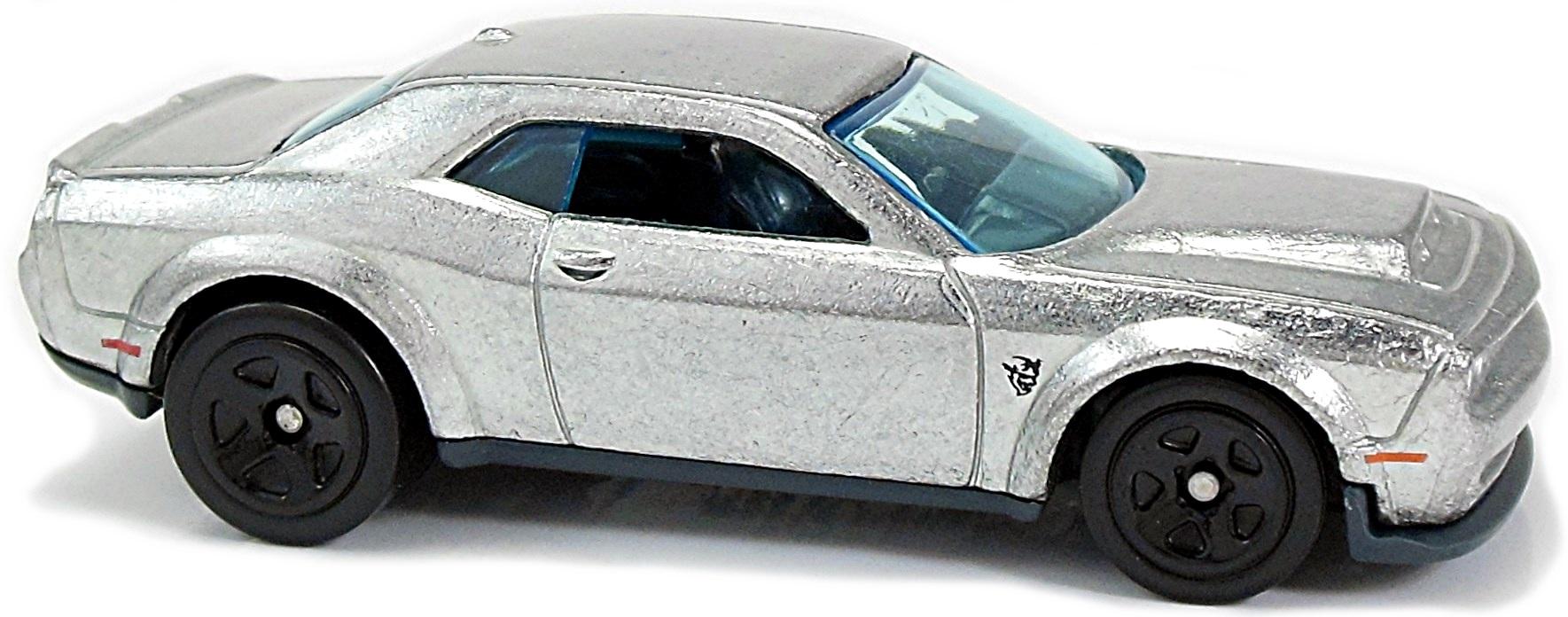 2018 Hot Wheels #319 Factory Fresh /'18 Dodge Challenger SRT Demon