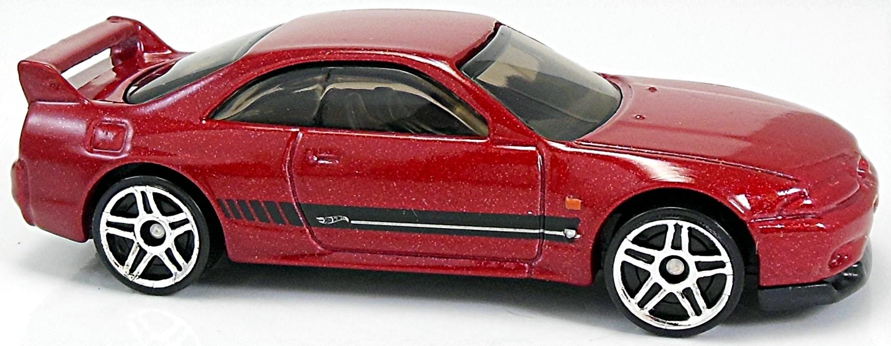 Nissan Skyline Gt R R33 71mm 2018 Hot Wheels Newsletter